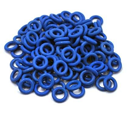Metal & X Ray Detectable Silicone O Rings