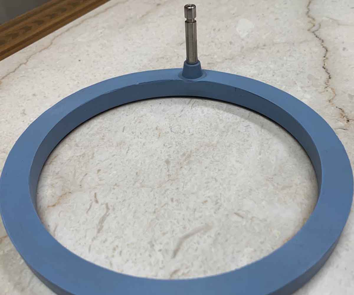 Vaccum Paddle Dryer Inflatable Seal