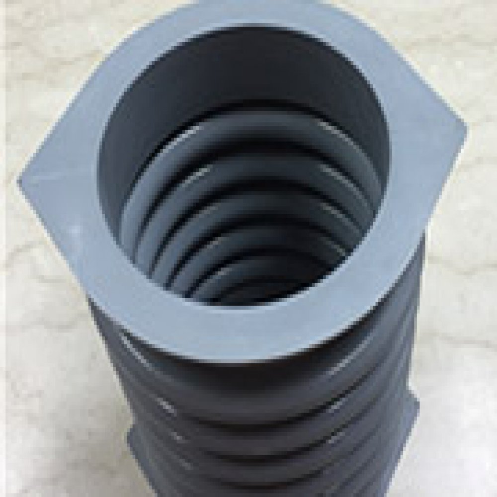 Conductive Bellow For Sifter